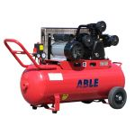 ELECTRIC AIR COMPRESSOR 100lt 18CFM 115PSI