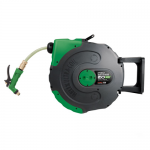 JAMEC PEM 20m Retractable Water Hose Reel