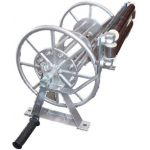 "Pressure Washer Hose Reel Up To 50m -/C 3/8"" Swivel"