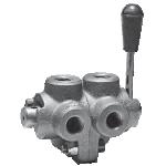 rotary diverter valve tap