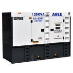 125 kVA Diesel Generator 415V