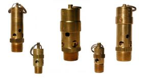 ABLE SAFETY BLOW OFF VALVES ( CERTIFIED)