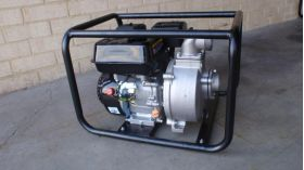"Petrol 6.5HP 2"" General Purpose Volume Pump"