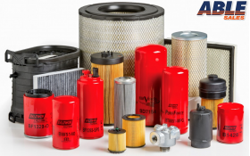 ABLE - proud supplier of the Baldwin range of filters.