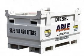Portable Unleaded Tanks