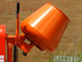 Cement Mixer 2.2 CUBIC FT 450 Watt