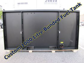 Custom 1000 litre Bunded Fuel Tank