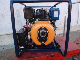"Diesel 7HP 2"" Single Impeller High Pressure Pump"