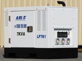 7kVA Diesel Generators