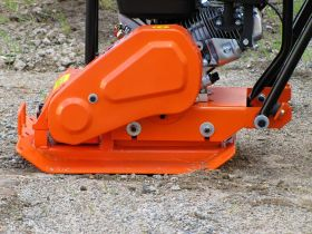 Plate Compactor 6.5HP 68KG