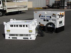 External Fuel Tank