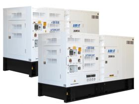 synchronised generators