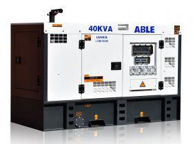 40 kVA Diesel Generator 415V Three Phase Generator