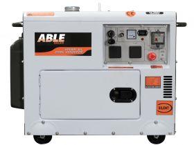 6 kVA Diesel Generator 240V