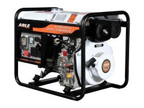 3kVA Portable Diesel Generator 240V
