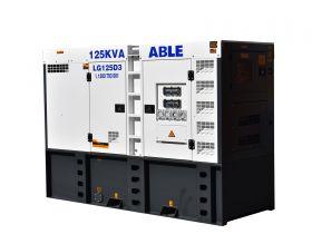 125 kVA Generator