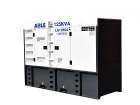 125 kVA Generator 415V