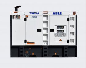 Cummins-powered generators