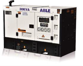 30kVA Diesel Generator 415V