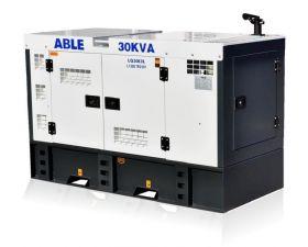 30kVA 3 Phase Diesel Generators