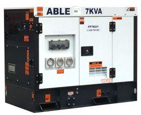 7kva Kubota Generator