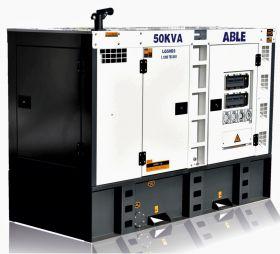 Diesel Generator 50 kVA 415V, 3 Phase Diesel Generator
