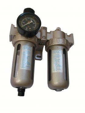 COMPRESSOR Filter, Regulator & Lubricator