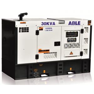 30kVA Diesel Generator 415V, 3 Phase Diesel Generator