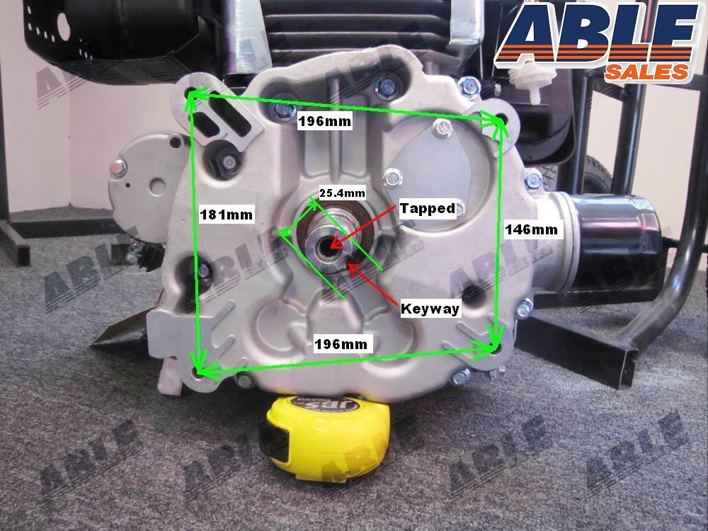 Lawn Mower Engine Generator