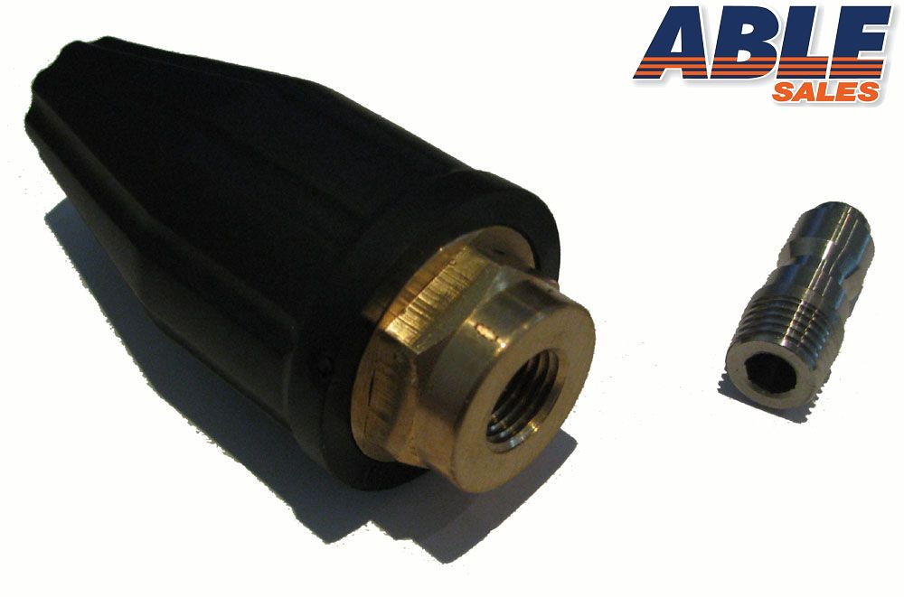 Rotary Turbo Nozzles