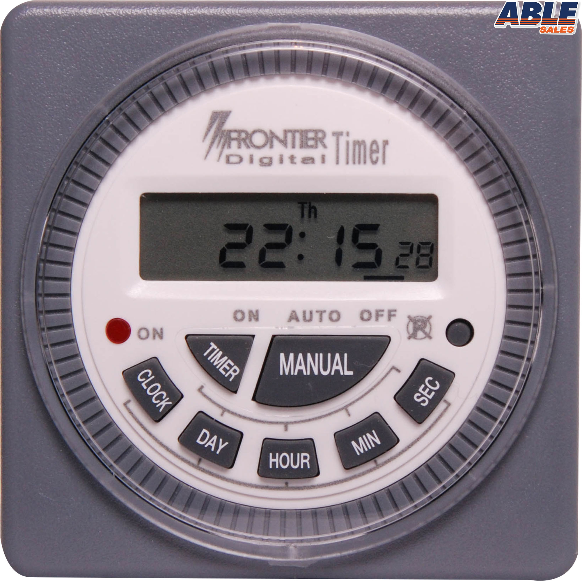 Digital Timer 15 Combination