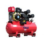 DIESEL AIR COMPRESSOR 11HP 160lt 42CFM 125PSI